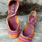 Khaylila Wedges Orange