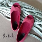 Selly Suede Red