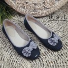 Aluna Ikat Black Grey