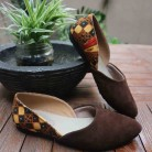 Dewanti Batik Solo Brown